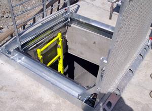 Manhole Ladders Easyriser 174 Modular Manhole Ladder System